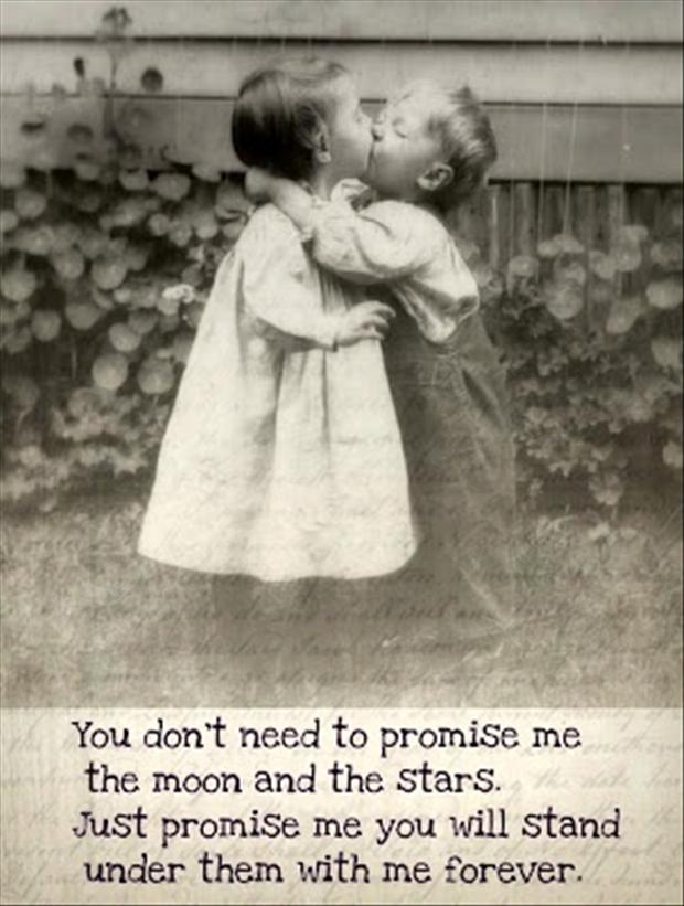 I promise to love you forever quotes quotesgram for U and me pictures