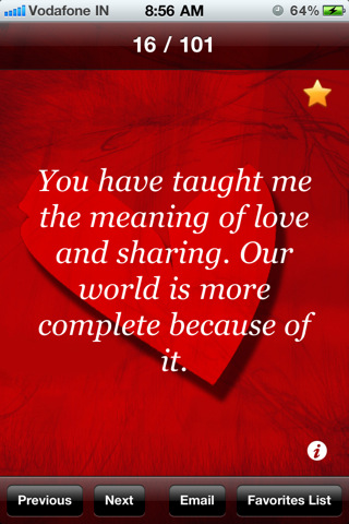 love and sharing our world is moreplete because of it love