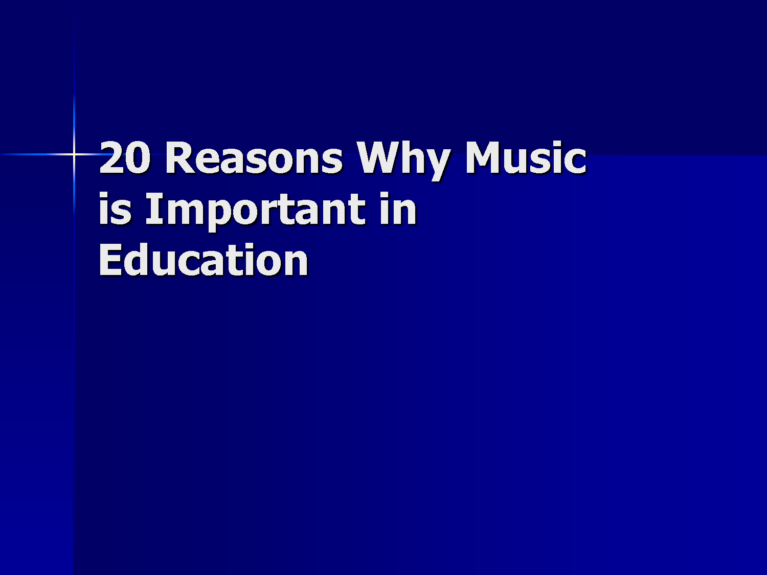 importance of meaningful music As with anything in early childhood it is important for the child to explore and  create what is important and meaningful for them while teachers might suggest.