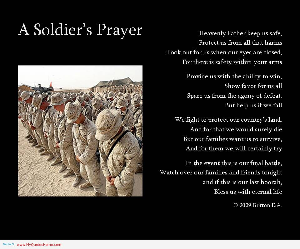 quotes about soldiers quotesgram