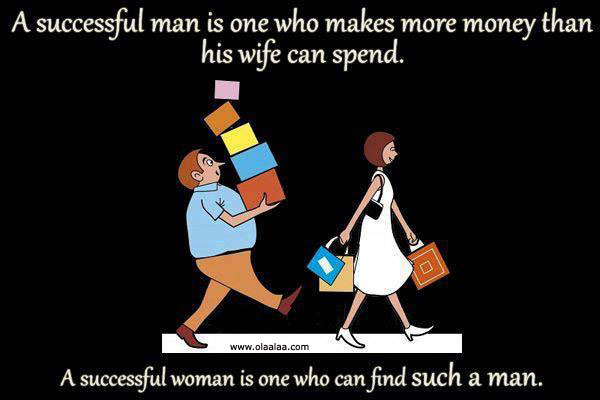 how to find a successful man