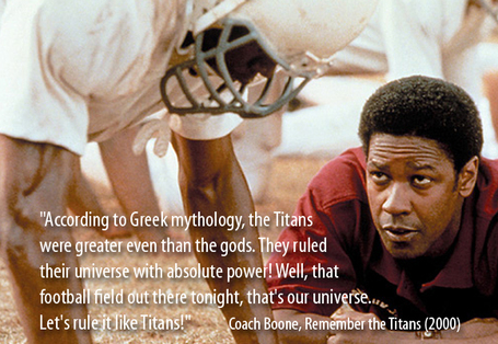'Remember the Titans' is the best football movie you've never seen