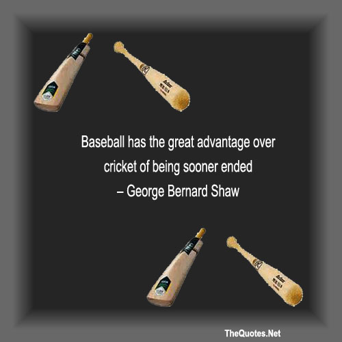 Quotespictures Baseball Has The Great