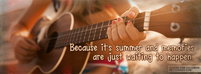 "Because It's Summer And Memories Are Just Waiting To Happen ""  Summer Quotes..."
