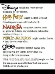 Harry Potter Quote About Friendship Simple Disney Taught Me To Never Stop Believing In My Dreams Harry