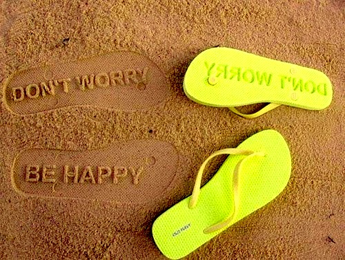 """Don't Worry Be Happy """" ~ Summer Quote  Summer Quotes Pictures"""