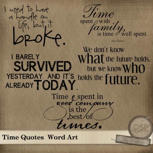 Quotes About Love Over Time : Time Spent With Family Quotes. QuotesGram