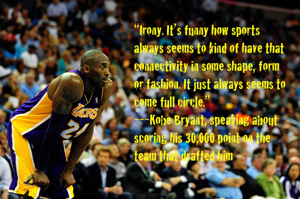 Funny Sports Quotes And Sayings Kobe Bryant Fun...