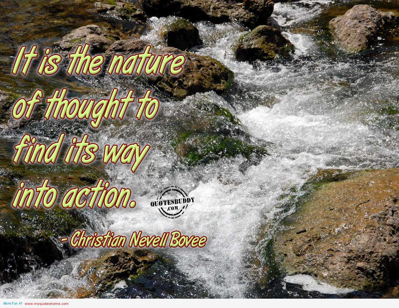 nature of thoughts The nature of thoughts (parts 1 and 2) part 1 earlier we looked at the rational mind - at its creation and programming our rational mind is really our external expression, in a way it is our spirits clothing.
