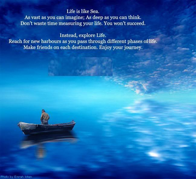 Life Is Like The Ocean Quotes: Sea Quotes Images (88 Quotes) : Page 7 ← QuotesPictures.com
