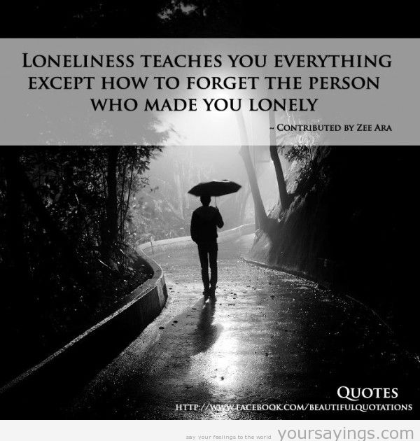 Some Lonely Quotes: Quotes About Sadness And Loneliness. QuotesGram