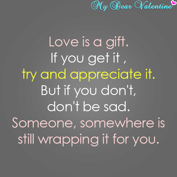 A Gift For You Quotes. QuotesGram