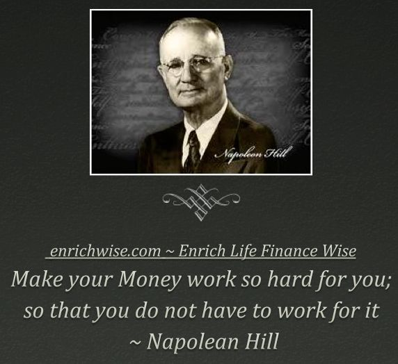 Make Your Money Work So Hard For You So That You Do Not Have To