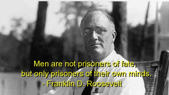 men are not prisoners of