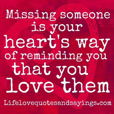 love quotes you miss someone