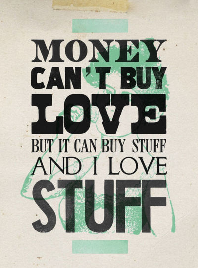 """money cant buy happiness and love Money can't buy me love """"i've been rich, i've been poor rich is better"""" – cher  will money make you happy the link between money and happiness is a."""
