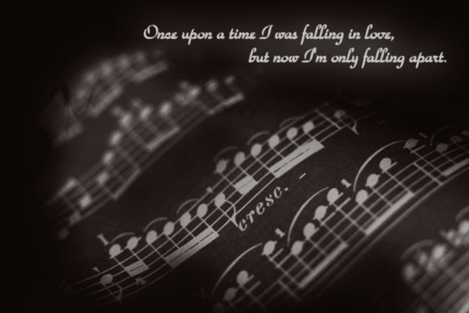 Quotes Music Heart Music Wallpaper With Quote  The Best Collection Of Quotes