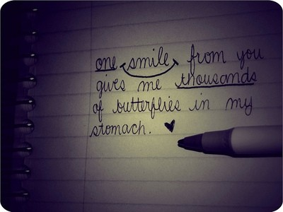 You Give Me Butterflies Quotes And Sayings
