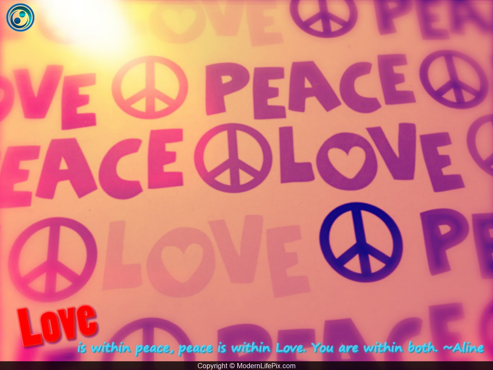 World Peace And Love Quotes. QuotesGram