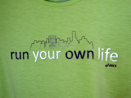 Run Your Own Life Boldness Quote Quotespictures Com
