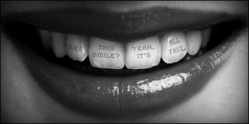 Fake A Smile Quotes Tumblr Cover Photos Wallpapers For