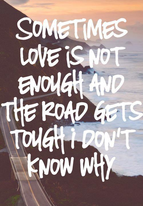 I Love You Enough Quotes : ... Tough I Dont Know Why?~ Missing You Quote Quotespictures.com