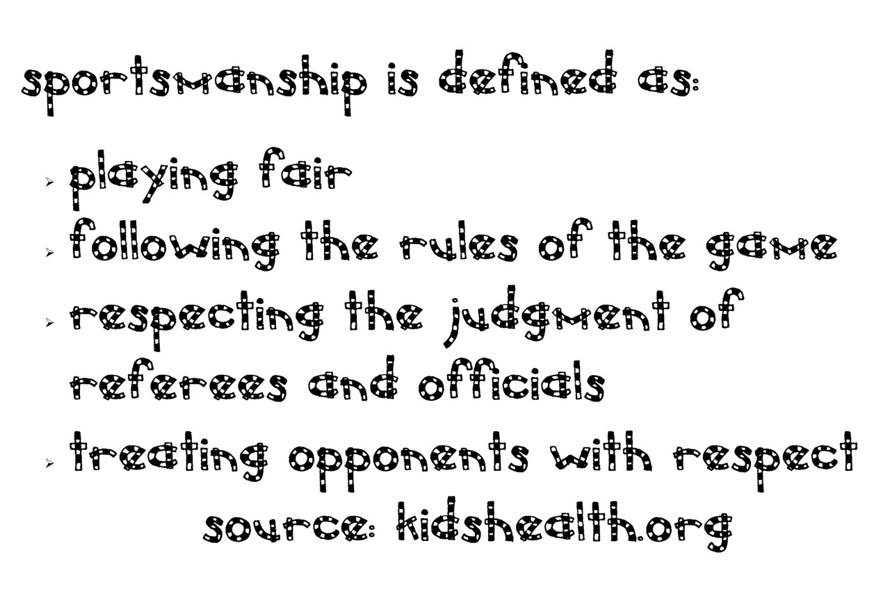 What Are Some Important Values Related to Sportsmanship?