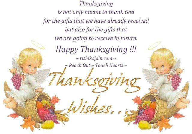 """ Thanksgiving Is Not Only Meant To Thank God For the Gifts That We Have Already Received But Also For The Gifts That We Are Going To Receive In Future. Happy Thanksgiving…"