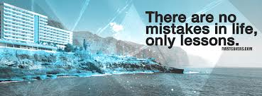There Are No Mistakes Quotes. QuotesGram