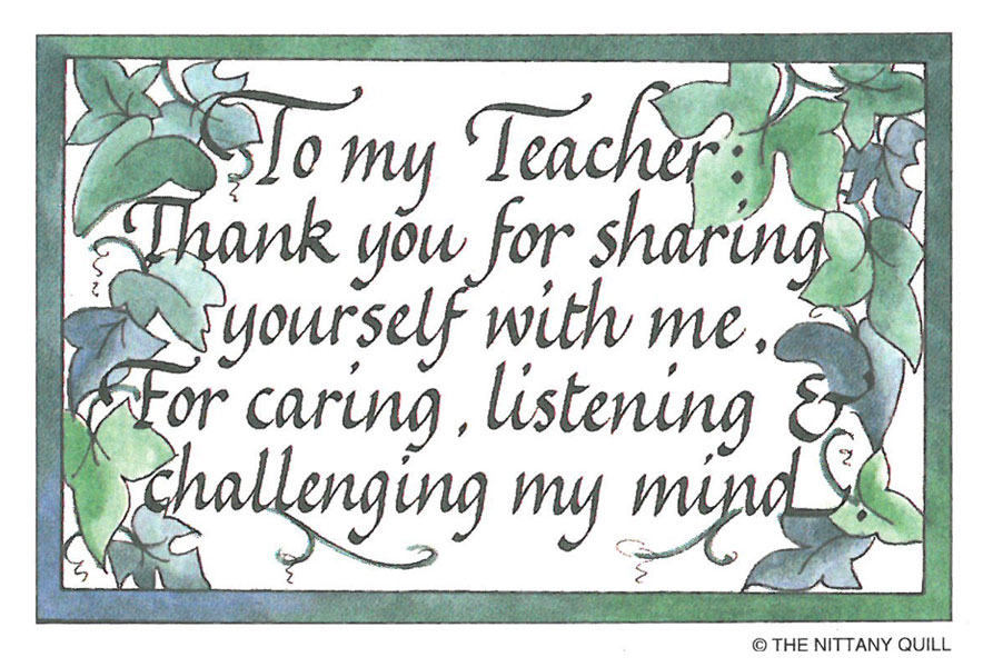 Thank You Teacher Quotes Prepossessing Thank You Quotes Pictures And Thank You Quotes Images  4