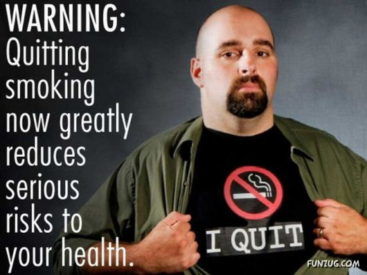 Warning Quitting Smoking Now Greatly Reduces Serious Risks ...