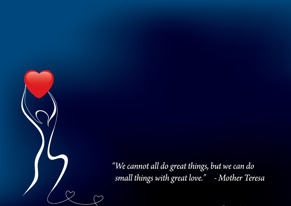 Best Charity Quote By Mother Teresa We Can Do No Great Things Cool Quotes About Mothers Love