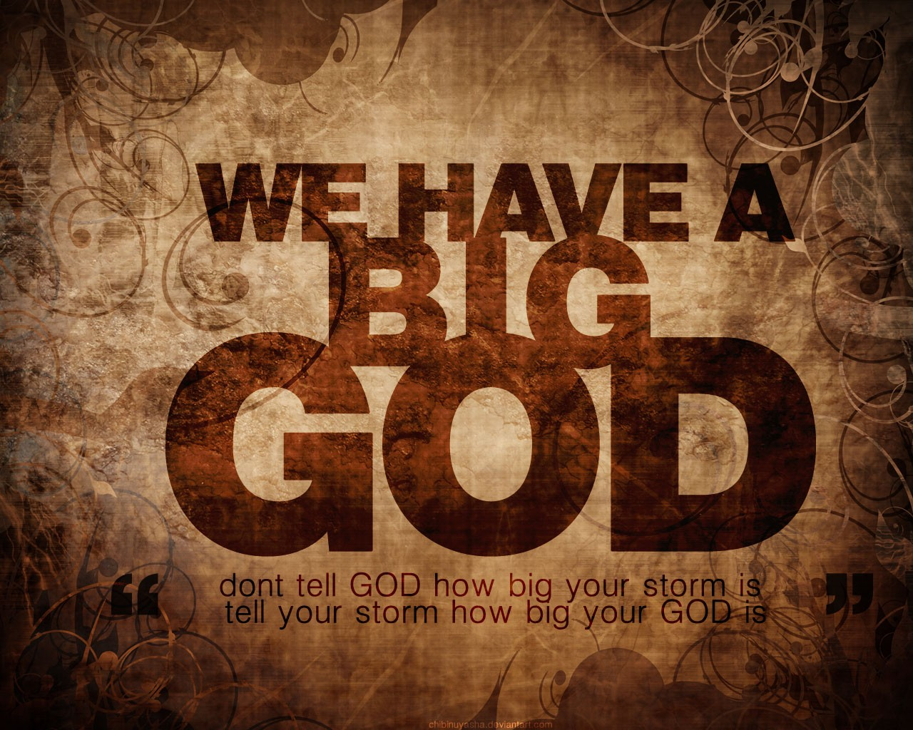 we have god and we don t When we have a conversation with god, it should be like other conversations we  have with our friends it should be a two way conversation don't take up all.