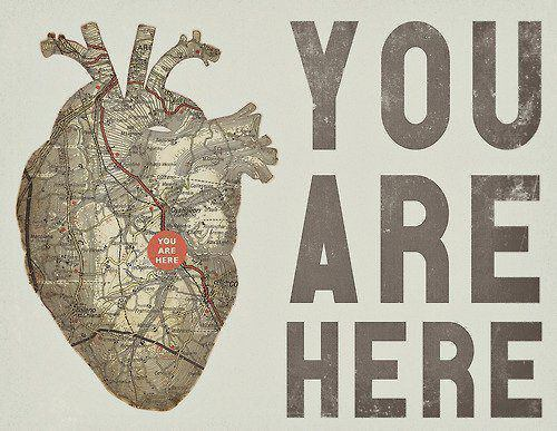 """""""You Are Here""""~ Missing You Quote"""