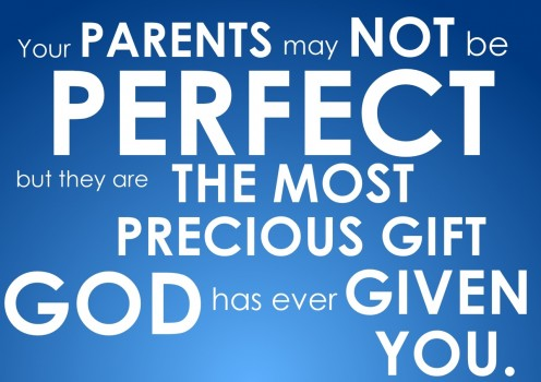 essay on parents are precious gift of god