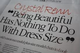 """Being Beautiful Has Nothing To Do With Dress Size"""