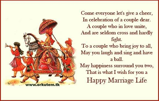 Come Everyone Let's Give A Cheer, In Celebration Of A Couple Dear