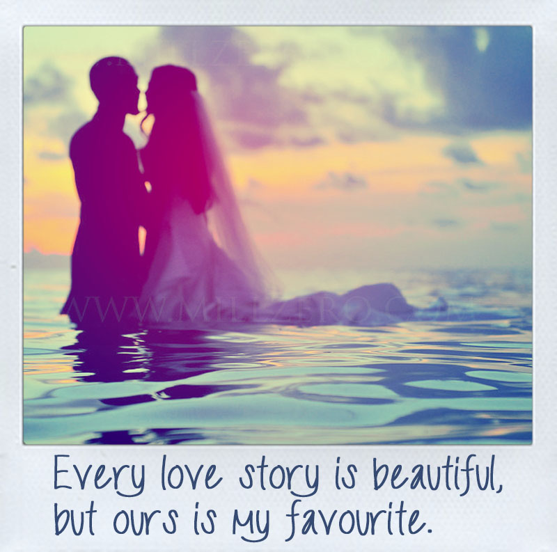 Every Love Story Is Beautiful, But Ours Is My Favourite