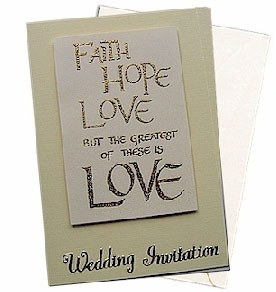 Faith Hope Love But The Greatest Of These Is Love