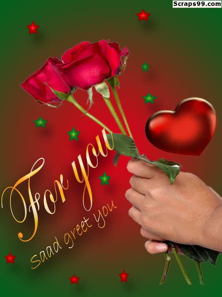 For You Saad Great You