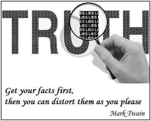 Get Your First, Then You Can Distort Them As You Please