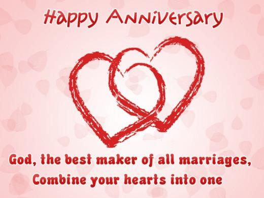 God, The Best Maker Of All Marriages, Combine Your Hearts Into One