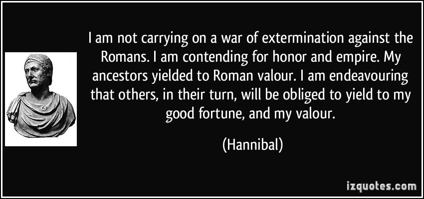 I Am Not Carrying On A War Of Extermination Against The Rromans