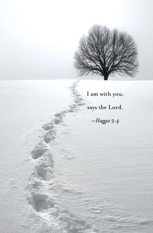 I Am With You Say The Lord