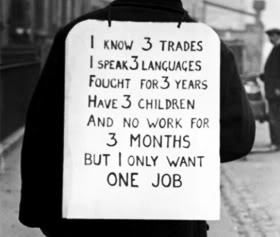 I Know 3 Trades I Speak 3 Languages Fought For 3 Years Have 3 Children And No Work For 3 Months But I Only Want One Job