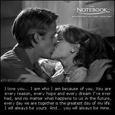 I Love You. I Am Who I Am Because Of You