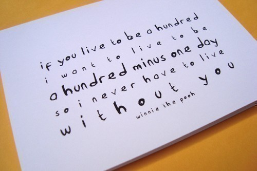 If You Live To Be a Hundrad
