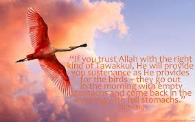 If You Trust Allah