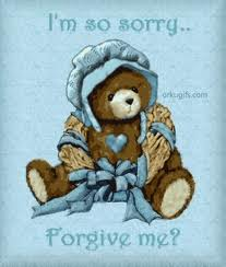 I'm So Sorry.. Forgive Me! ~ Apology Quote