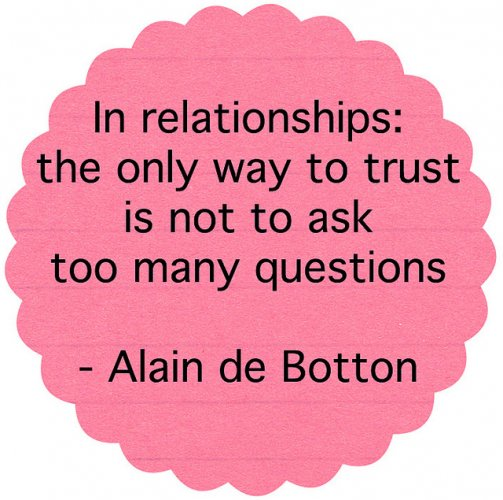 Why Not To Trust Men: Trust Quotes Pictures And Trust Quotes Images With Message